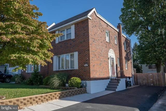 111 N Diamond Street, CLIFTON HEIGHTS, PA 19018 (#PADE2006892) :: Paula Cashion | Keller Williams Central Delaware