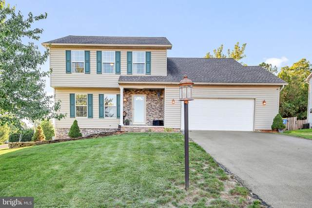 2160 Aslan Drive, YORK, PA 17404 (#PAYK2005798) :: The Paul Hayes Group | eXp Realty