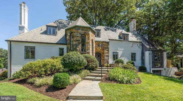 3215 Rowland Place NW, WASHINGTON, DC 20008 (#DCDC2012078) :: Advance Realty Bel Air, Inc