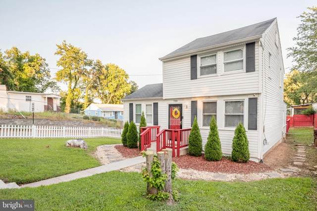 700 Mentor Avenue, CAPITOL HEIGHTS, MD 20743 (#MDPG2011114) :: Realty Executives Premier