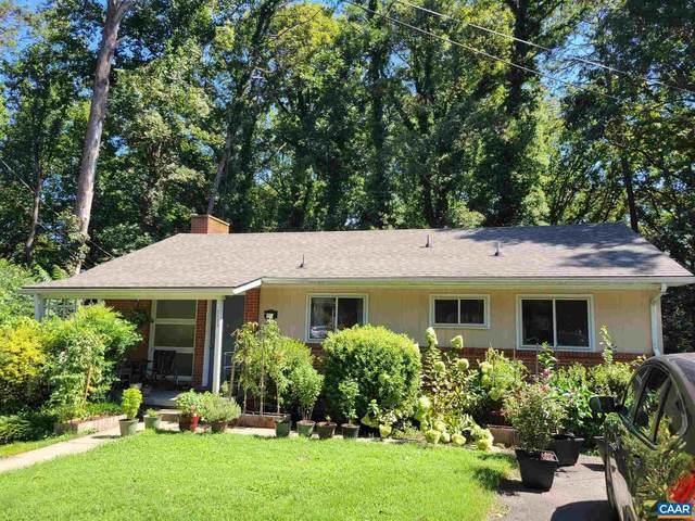 2324 Crestmont Ave, CHARLOTTESVILLE, VA 22903 (#621855) :: Blackwell Real Estate