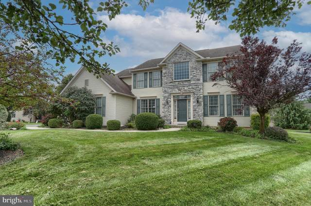 2363 Pullman Way, HUMMELSTOWN, PA 17036 (#PADA2003354) :: TeamPete Realty Services, Inc