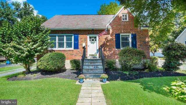 55 Chapman Avenue, DOYLESTOWN, PA 18901 (#PABU2007492) :: Shamrock Realty Group, Inc