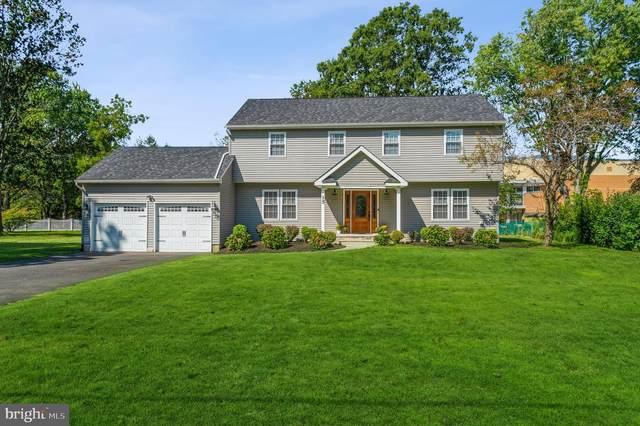 15 Heathwood Drive, HIGHTSTOWN, NJ 08520 (#NJME2004652) :: New Home Team of Maryland