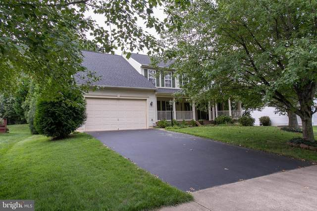 6472 Colonial Village Loop, MANASSAS, VA 20112 (#VAPW2008152) :: New Home Team of Maryland