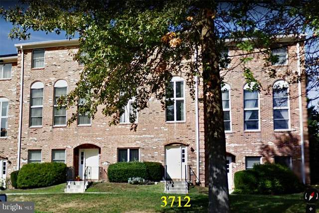 3712 Madison Lane #3712, FALLS CHURCH, VA 22041 (#VAFX2020554) :: The Putnam Group