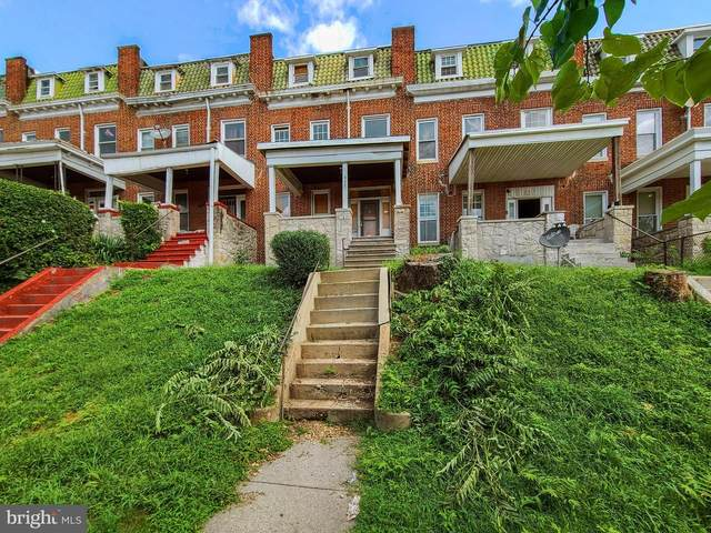 2519 Reisterstown Road, BALTIMORE, MD 21217 (#MDBA2011556) :: Realty Executives Premier