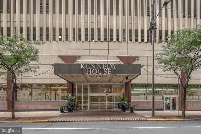 1901-45 John F Kennedy Boulevard #608, PHILADELPHIA, PA 19103 (#PAPH2028046) :: The Schiff Home Team