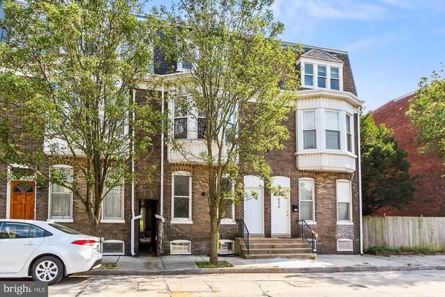 606 Chestnut Street, YORK, PA 17403 (#PAYK2005836) :: Shamrock Realty Group, Inc