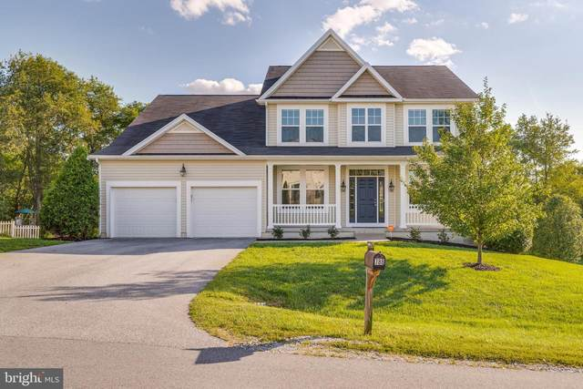 788 Rivanna Run, FALLING WATERS, WV 25419 (#WVBE2002530) :: The Maryland Group of Long & Foster Real Estate
