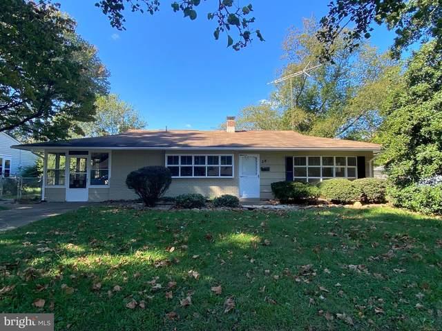 28 Metten Road, NEWARK, DE 19713 (#DENC2006564) :: Your Home Realty