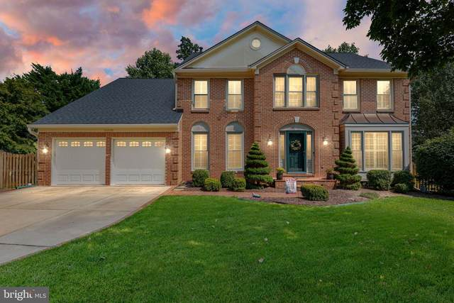 14220 Pony Hill Court, CENTREVILLE, VA 20121 (#VAFX2020598) :: The Maryland Group of Long & Foster Real Estate