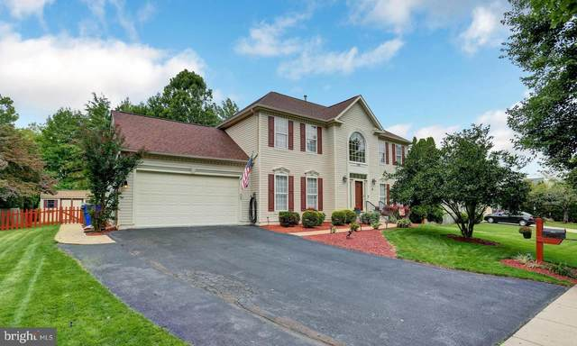 2009 William Franklin Drive, FREDERICK, MD 21702 (#MDFR2005654) :: Ultimate Selling Team