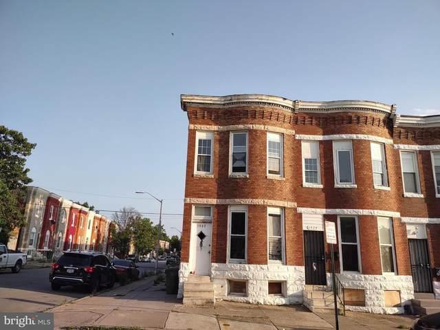 1927 Mosher Street, BALTIMORE, MD 21217 (#MDBA2011606) :: The Vashist Group