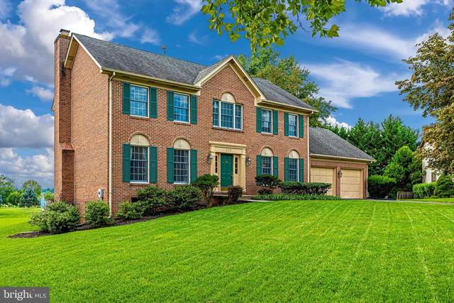 205 Tanglewood Court, WALKERSVILLE, MD 21793 (#MDFR2005664) :: New Home Team of Maryland
