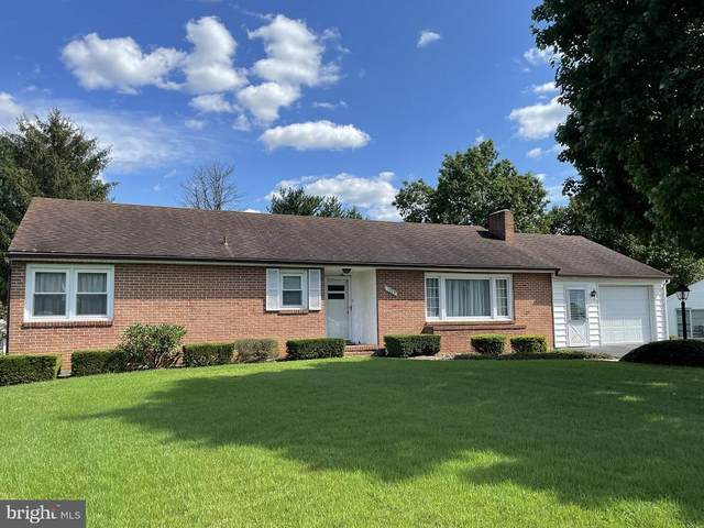 11825 Robinwood Drive, HAGERSTOWN, MD 21742 (#MDWA2002146) :: City Smart Living
