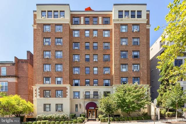 2100 19TH Street NW #701, WASHINGTON, DC 20009 (#DCDC2012320) :: The Redux Group