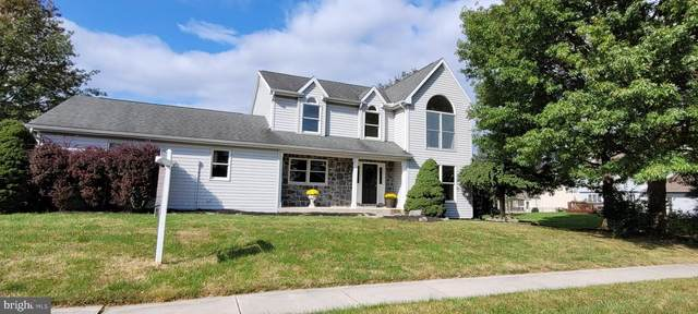 6261 Battersea Pkwy, MECHANICSBURG, PA 17050 (#PACB2003064) :: The Dailey Group
