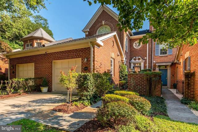 4004 Highwood Court NW, WASHINGTON, DC 20007 (#DCDC2012352) :: The MD Home Team