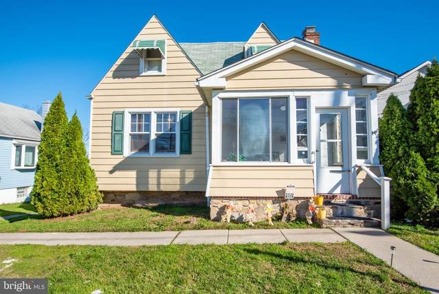 5308 East Avenue, BALTIMORE, MD 21206 (#MDBC2010520) :: Colgan Real Estate