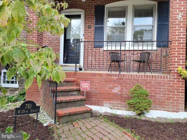 710 W 28TH Street, WILMINGTON, DE 19802 (MLS #DENC2006586) :: Kiliszek Real Estate Experts