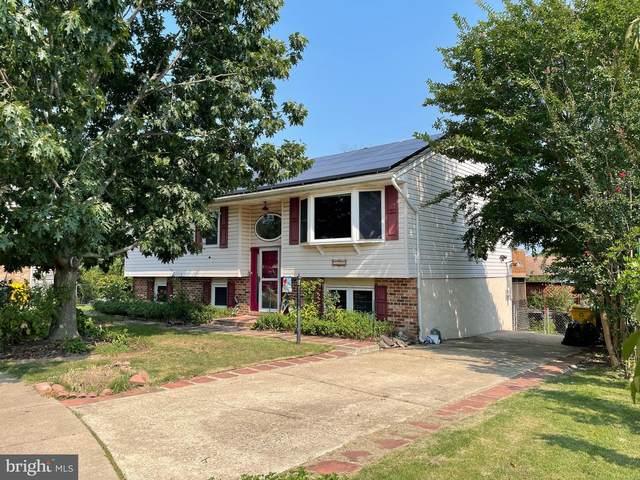 7505 Saffron Court, HANOVER, MD 21076 (#MDAA2009384) :: Colgan Real Estate