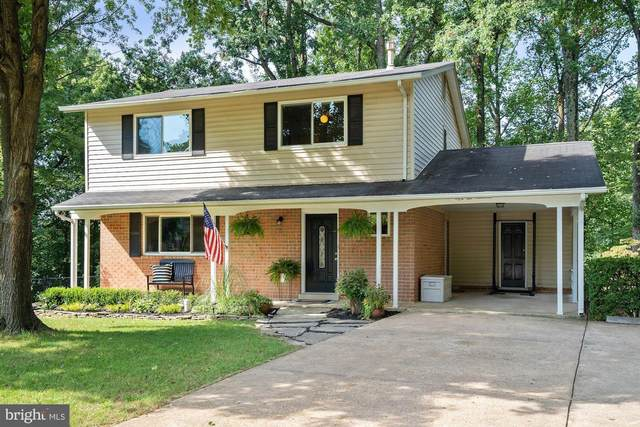5200 Stonington Drive, FAIRFAX, VA 22032 (#VAFX2020700) :: The Maryland Group of Long & Foster Real Estate