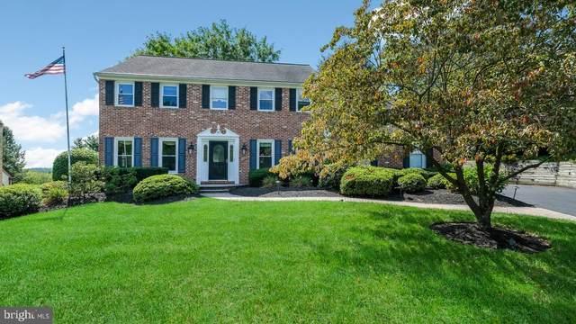 65 Colonial Drive, NEWTOWN, PA 18940 (#PABU2007582) :: Shamrock Realty Group, Inc