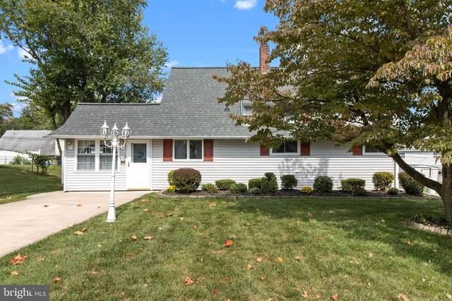 74 Ridge Lane, LEVITTOWN, PA 19055 (#PABU2007584) :: Shamrock Realty Group, Inc