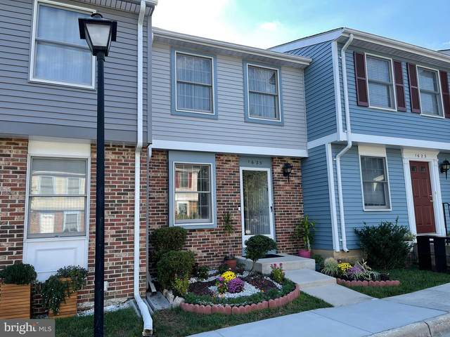 1625 10TH Street S, ARLINGTON, VA 22204 (#VAAR2004868) :: CENTURY 21 Core Partners