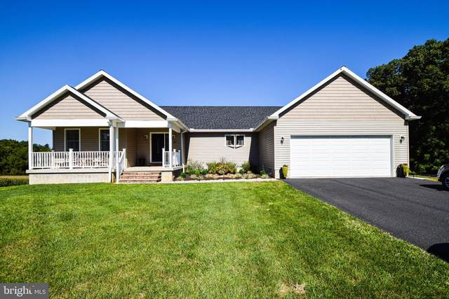297 Mill Street, FAWN GROVE, PA 17321 (#PAYK2005876) :: VSells & Associates of Compass