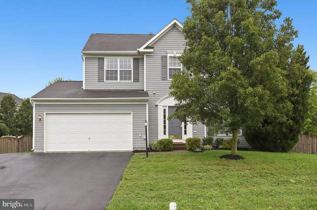 828 Merrimans Lane, WINCHESTER, VA 22602 (#VAFV2001734) :: VSells & Associates of Compass