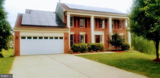 1603 Terrapin Hills Drive, BOWIE, MD 20721 (#MDPG2011266) :: The Dailey Group