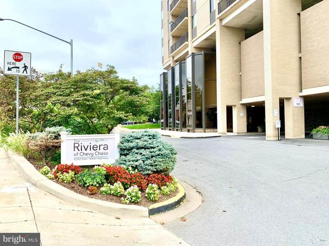 4242 East-West Highway #807, CHEVY CHASE, MD 20815 (#MDMC2015126) :: New Home Team of Maryland