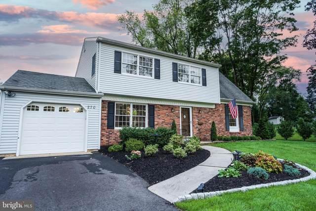 270 Locust Lane, CINNAMINSON, NJ 08077 (#NJBL2006998) :: VSells & Associates of Compass
