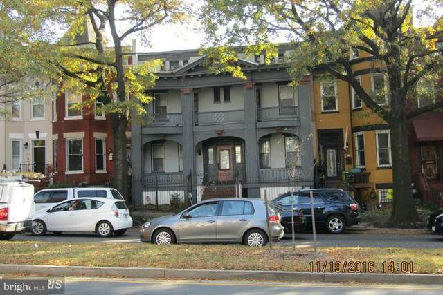 54 Rhode Island Avenue NW, WASHINGTON, DC 20001 (#DCDC2012446) :: The Maryland Group of Long & Foster Real Estate
