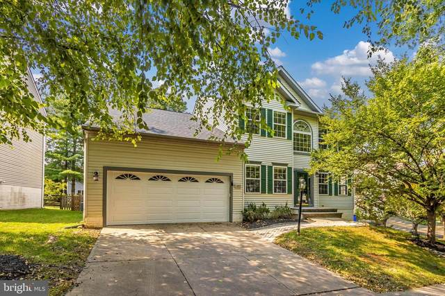 6465 Onward Trail, CLARKSVILLE, MD 21029 (#MDHW2004746) :: Corner House Realty