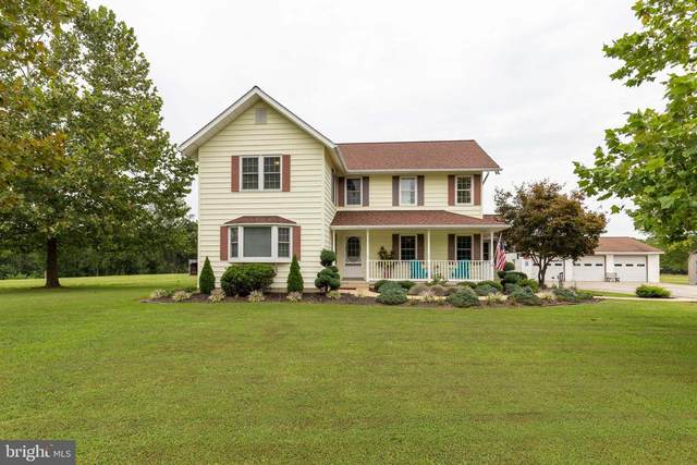 17600 Magruders Ferry Road, BRANDYWINE, MD 20613 (#MDPG2011298) :: The Maryland Group of Long & Foster Real Estate