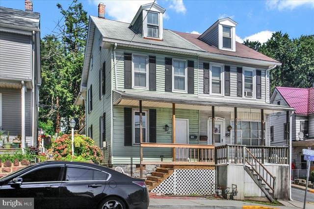 155 S 4TH Street, STEELTON, PA 17113 (#PADA2003408) :: TeamPete Realty Services, Inc
