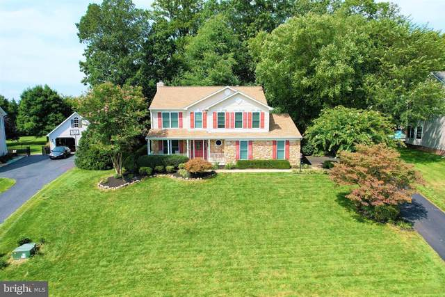 1335 Wiley Oak Drive, JARRETTSVILLE, MD 21084 (#MDHR2003584) :: Betsher and Associates Realtors