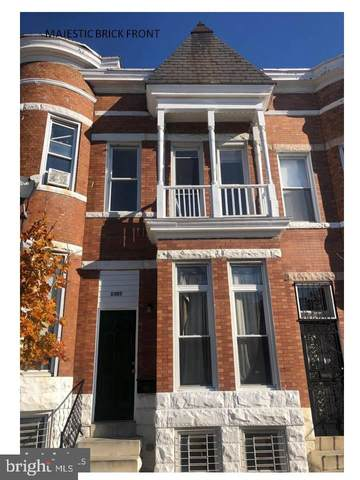 1307 N Luzerne Avenue, BALTIMORE, MD 21213 (#MDBA2011726) :: Integrity Home Team