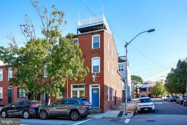 2244 Cambridge Street, BALTIMORE, MD 21231 (#MDBA2011736) :: Gail Nyman Group