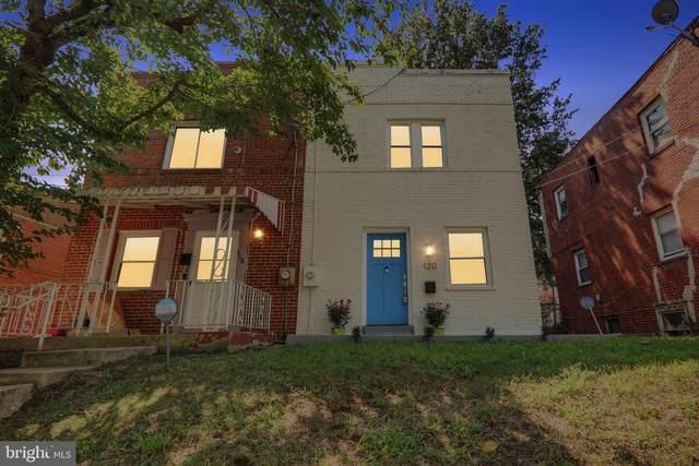 120 Darrington Street SW, WASHINGTON, DC 20032 (#DCDC2012540) :: The Vashist Group