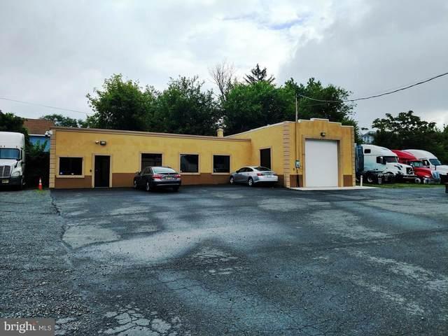 746 Calhoun Street, TRENTON, NJ 08618 (MLS #NJME2004716) :: The Dekanski Home Selling Team