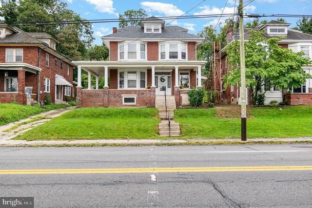 2203 Walnut Street, HARRISBURG, PA 17103 (#PADA2003426) :: CENTURY 21 Home Advisors
