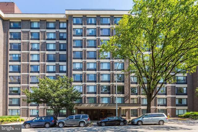 2501 Calvert Street NW #707, WASHINGTON, DC 20008 (#DCDC2012562) :: Keller Williams Realty Centre