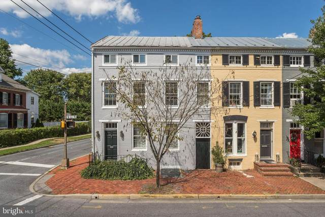 139 W 3RD Street, FREDERICK, MD 21701 (#MDFR2005706) :: Compass