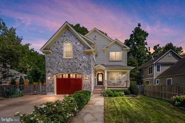 1707 S Oakland Street, ARLINGTON, VA 22204 (#VAAR2004908) :: Colgan Real Estate