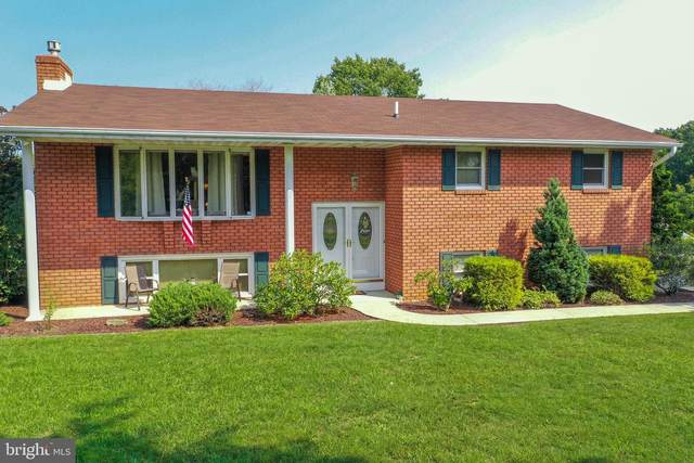 54 Gale Street, FORT ASHBY, WV 26719 (#WVMI2000244) :: VSells & Associates of Compass