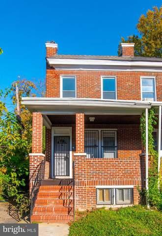 4023 Wilsby Avenue, BALTIMORE, MD 21218 (#MDBA2011752) :: Dart Homes